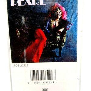 janis joplin pearl 1980s cassette